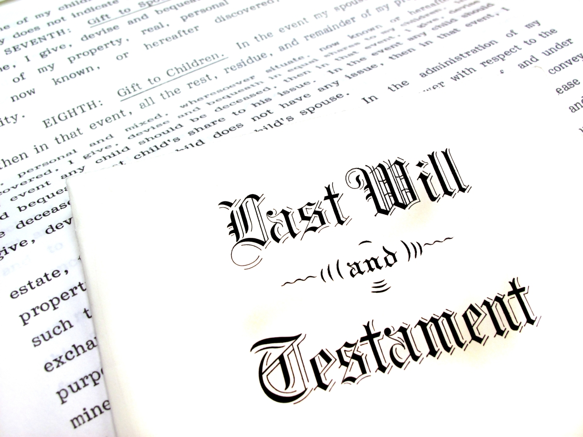 Changes in Omitting Beneficiaries from a Will