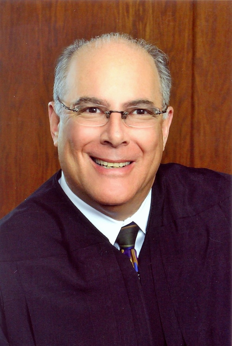 Call to Justice Awards Spotlight: Judge James Alexander