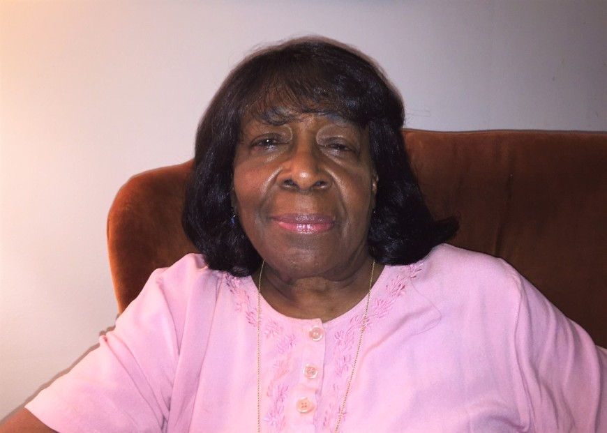 Mrs. Sylvia Scales