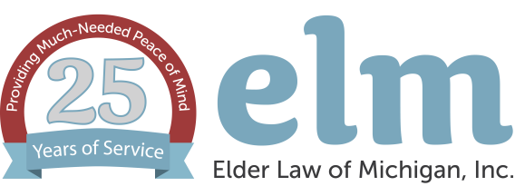 Elder Law of Michigan Logo