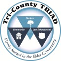 Tri-County TRIAD Logo (Cropped)